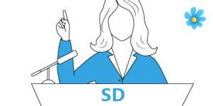 SD väljare mest lojala